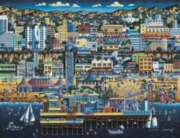 Santa Monica - 500pc Jigsaw Puzzle by Dowdle