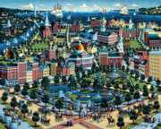 Dowdle Jigsaw Puzzles - Boston