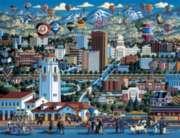 Dowdle Jigsaw Puzzles - Boise