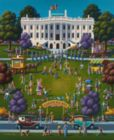 Easter Egg Roll - 500pc Jigsaw Puzzle by Dowdle