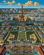 Dowdle Jigsaw Puzzles - Paris