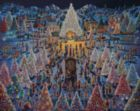 Festival of Trees - 500pc Jigsaw Puzzle by Dowdle