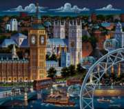 Dowdle Jigsaw Puzzles - London