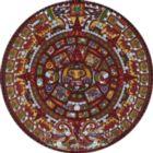 Aztec Calendar - 500pc Jigsaw Puzzle by Dowdle