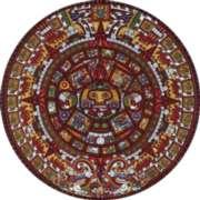 Dowdle Jigsaw Puzzles - Aztec Calendar