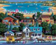 Bear Lake - 500pc Jigsaw Puzzle by Dowdle