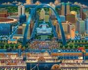 Dowdle Jigsaw Puzzles - St. Louis