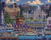 Victoria - 500pc Jigsaw Puzzle by Dowdle