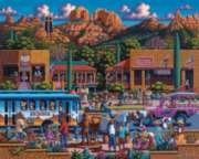 Sedona - 500pc Jigsaw Puzzle by Dowdle