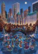 Central Park - 500pc Jigsaw Puzzle by Dowdle