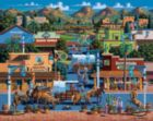 Scottsdale - 500pc Jigsaw Puzzle by Dowdle