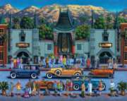 Dowdle Jigsaw Puzzles - Hollywood