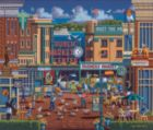Pikes Market - 500pc Jigsaw Puzzle by Dowdle