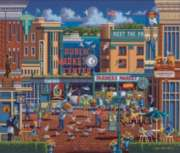 Dowdle Jigsaw Puzzles - Pikes Market