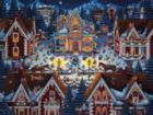 Gingerbread House - 1000pc Jigsaw Puzzle by Dowdle
