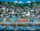 Santa Barbara - 1000pc Jigsaw Puzzle by Dowdle