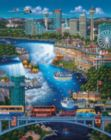 Niagara Falls - 1000pc Jigsaw Puzzle by Dowdle