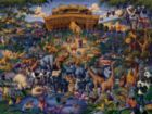 Noah's Ark - 100pc Jigsaw Puzzle by Dowdle