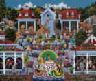 Day at the Zoo - 100pc Jigsaw Puzzle by Dowdle