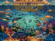 Under the Sea - 50pc Jigsaw Puzzle by Dowdle