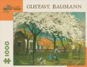 Gustave Baumann - 1000pc Jigsaw Puzzle by Pomegranate