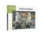 Diego Rivera - 1000pc Jigsaw Puzzle by Pomegranate