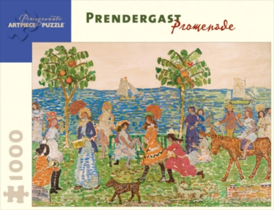 Promenade - 1000pc Jigsaw Puzzle by Pomegranate
