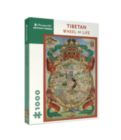 Tibetan Wheel Of Life - 1000pc Jigsaw Puzzle by Pomegranate