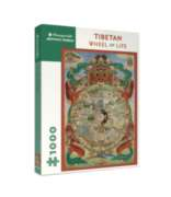 Jigsaw Puzzles - Tibetan Wheel Of Life