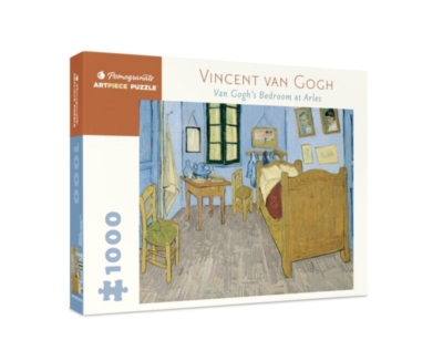 Van Gogh's Bedroom At Arles - 1000pc Jigsaw Puzzle by Pomegranate