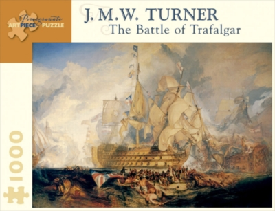 Battle Of Trafalgar - 1000pc Jigsaw Puzzle by Pomegranate
