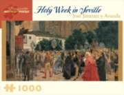 Holy Week In Seville - 1000pc Jigsaw Puzzle by Pomegranate
