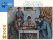 Card Players - 1000pc Jigsaw Puzzle by Pomegranate