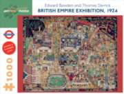 British Empire Exhibition - 1000pc Jigsaw Puzzle by Pomegranate