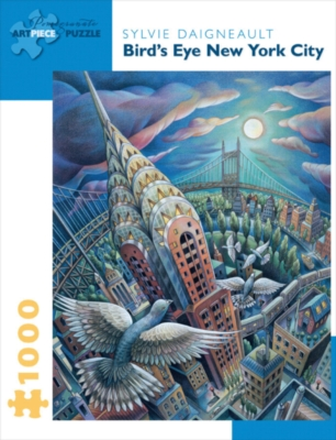 Bird's Eye - 1000pc Jigsaw Puzzle by Pomegranate
