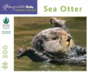Sea Otter - 300pc Jigsaw Puzzle by Pomegranate