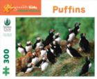 Puffins - 300pc Jigsaw Puzzle by Pomegranate