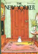 Dog Behind the Door - 1000pc Jigsaw Puzzle by New York Puzzle Co.