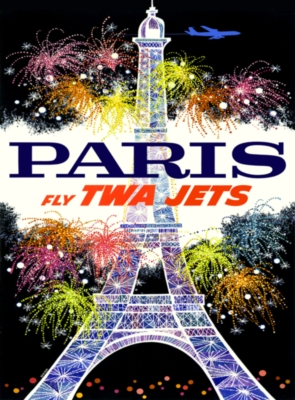 Paris - 1000pc Jigsaw Puzzle by New York Puzzle Co.