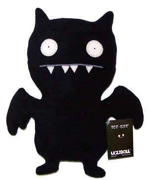 Black Ice Bat - 14'' by Uglydoll