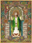 St. Patrick - 1000pc Jigsaw Puzzle by Purrfect