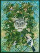 Jigsaw Puzzles - Green Man