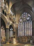 Lincoln Cathedral - 1000pc Jigsaw Puzzle by Purrfect