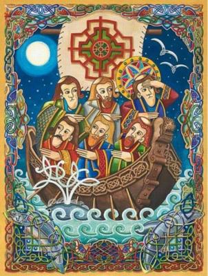 Jigsaw Puzzles - St. Brendan The Navigator