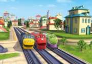 Chuggington - 3 Great Trainees! - 35pc Jigsaw Puzzle By Ravensburger