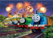 Thomas & Friends - Carnival at Night - 35pc Jigsaw Puzzle By Ravensburger