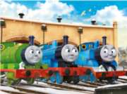 Thomas & Friends - Snowy Day - 35pc Jigsaw Puzzle By Ravensburger