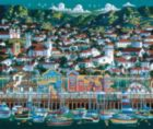 Santa Barbara - 500pc Jigsaw Puzzle by Dowdle