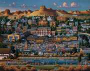 Green River, WY - 500pc Jigsaw Puzzle by Dowdle