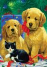 Golden Puppies - Garden Flag by Toland